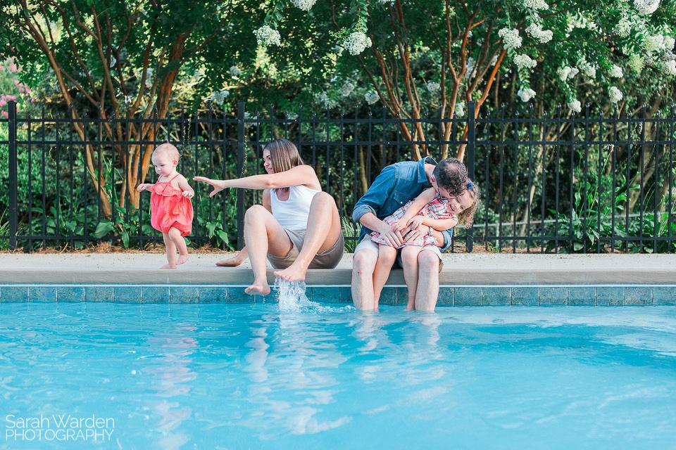 NC Documentary Family Photographer