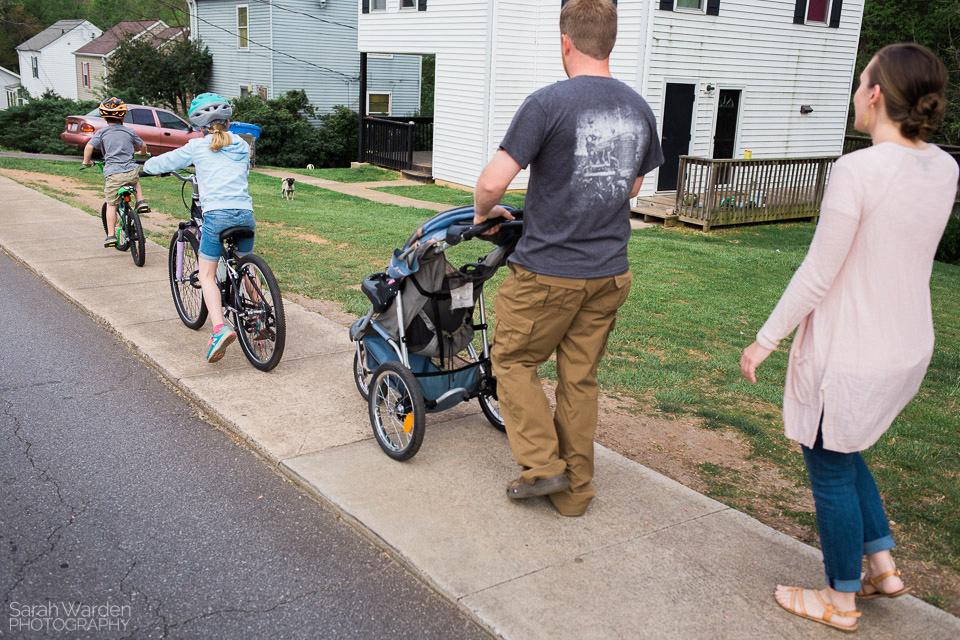 Documentary Family Photographer in Winston-Salem, NC