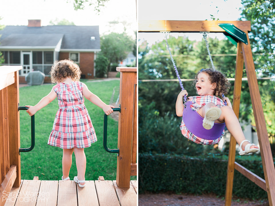 Child Photographer in NC