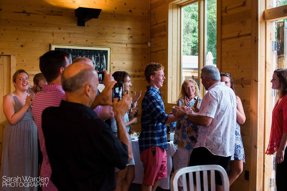 Event Photography at Medaloni Cellars